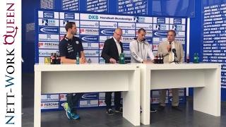 VfL Gummersbach! Saison - Eröffnungs - Pressekonferenz 20.08.2016 Schwalbe Arena