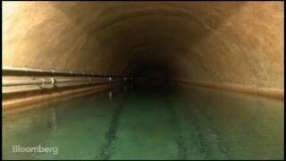 The Cold War Bunker That Keeps Your Secrets Safe