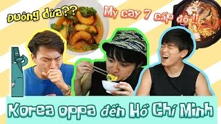 Tour du lịch Việt Nam đầy bất ngờ của những chàng trai Hàn Quốc(Series Trailer)