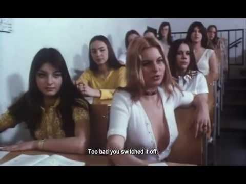 Der neue Schulmädchenreport 2. Teil Was Eltern den Schlaf raubt 1971 short clip