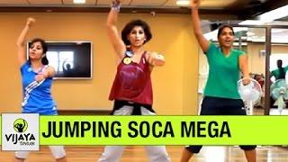 Zumba Dance Workout   Jumping Soca Mega Mix 44   Zumba Dance for Beginners   Vijaya Tupurani