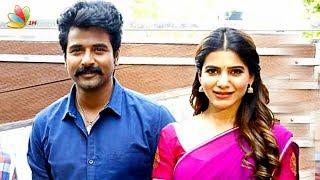 Sivakarthikeyan, Samantha in Tirunelveli for Ponram film | Tamil Movie Shooting Spot