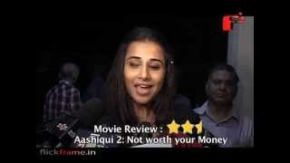 Aashiqui 2 Movie Review By Stars