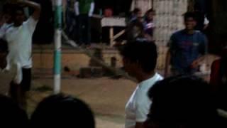 Madhavan Playing Volley 2