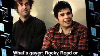 Gay Pop Quiz: Vampire Weekend