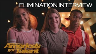 Elimination Interview: PAC Dance Team Speaks On Auditioning For AGT - America