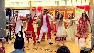 Uoft Boishakh Dance Local Bus|| Dhakai Sharee || Bhalo Lage Tomake||  Tumi Aashe Paashe|| Asho Mama
