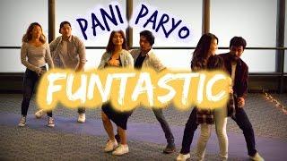 ☆ Night For Nepal 2016    FUNTASTIC [Pani Paryo Asina Jharyo] Cover Dance ☆