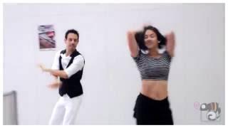 I Mostra de Dança MetroCamp - Michel Camargo e Nina Darbello