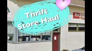 Thrift Store Haul😍Rosa