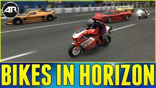 Forza Horizon 3 : Mercedes 6x6 & Bikes??? (Something All New Is Coming)
