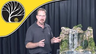 Quick Tips for Modeling and Placing Waterfalls - Model Scenery | Woodland Scenics