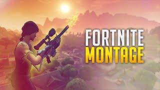 I SPY - Fortnite Montage