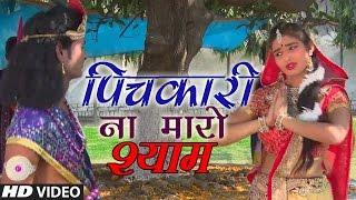 SUNITA YADAV - PICHKARI NA MARO SHYAM|Latest Bhojpuri HOLI VIDEO Song 2017| PATANJALI KE RANG