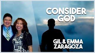 """Consider God"" Gil Zaragoza (United With Christ-08/16/16)"