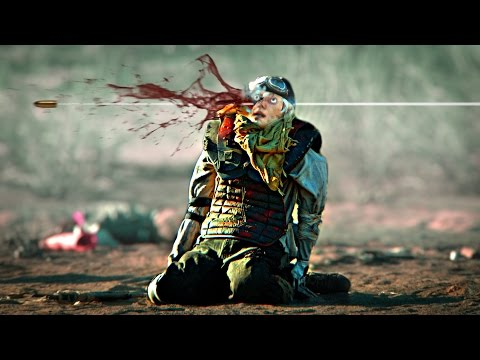SlowMo Fallout Kills ft. TheSlowMoGuys