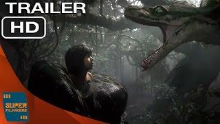 El Libro De La Selva - 2016 - Trailer Oficial #5 Subtitulado al Español Latino - HD