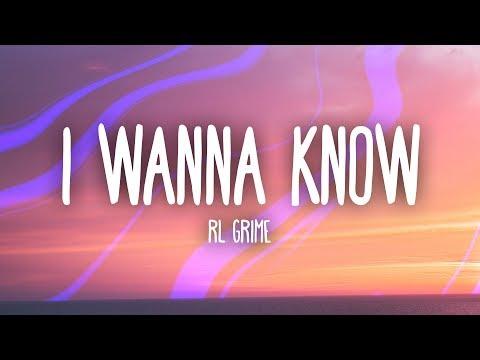 Xxx Mp4 RL Grime Daya I Wanna Know Lyrics 3gp Sex
