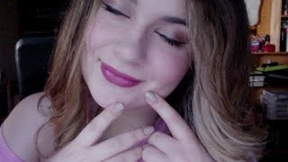 [BINAURAL ASMR] Kiss Sounds And Positive Affirmations (mouth sounds, whispering)