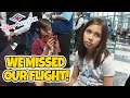 WE MISSED OUR PLANE DISNEY CRUISE WEEK Day 0 Heading To Barcelona For Mediterranean Cruise mp3