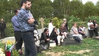 گزارش- مراسم بزرگداشت فرهاد مهراد-پاریس2012