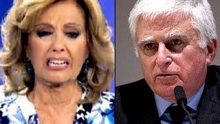 La gran humillación a María Teresa Campos de Paolo Vasile