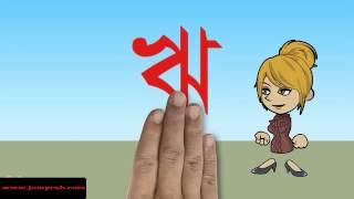Bangla bornomala - sorborno