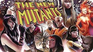 X-MEN: NEW MUTANTS Movie Preview (2018) New Mutants Explained