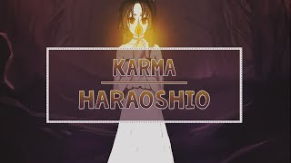 haraoshio karma polish
