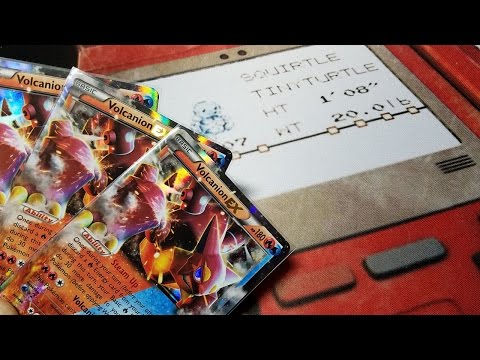 Xxx Mp4 THE BEST 3X VOLCANION EX TIN OPENING 7 EX CARDS POKEMON UNWRAPPED 3gp Sex
