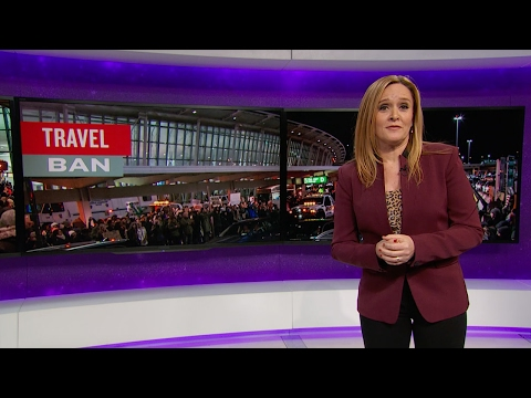 Xxx Mp4 The Not A Muslim Ban Muslim Ban Full Frontal With Samantha Bee TBS 3gp Sex
