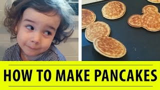 How to Make Pancakes in 21 Easy Steps