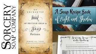 Book Descriptions by Sorcery Soap™