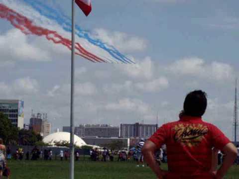 Desfile Aéreo 7 de Setembro Brasilia