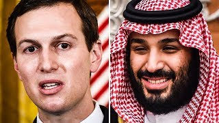Jared Kushner Is Neck Deep In The Saudi Arabia Cover Up