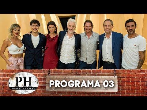 Programa 3 (10-03-2018) - PH Podemos Hablar 2018