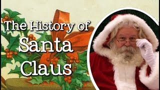 The History of Santa Claus: St. Nicholas and the Origin of Santa - FreeSchool