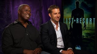 Scott Speedman and the Last Resort Cast on Their Submarine Drama and Its Surprising Sex Appeal