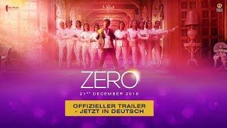 Zero | German Trailer | Shah Rukh Khan | Aanand L Rai | Anushka | Katrina | 21 Dec 2018