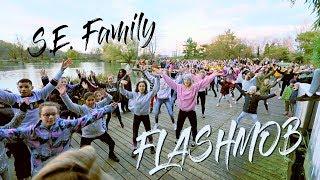 Flashmob Wedding proposal  // S.E. Family