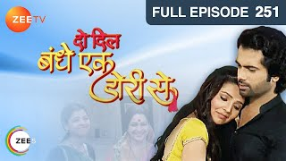 Do Dil Bandhe Ek Dori Se - Episode 251 - July 24, 2014