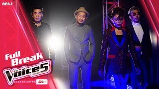 The Voice Thailand 5 - Blind Auditions - 11 Sep 2016 - Part 1
