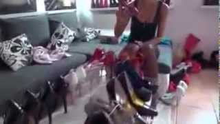 HOTTTY INDIAN GIRL TAKE  SOME HIGH HEELS OF HER COLLECTION  STILETTOS, HEELS, MULES ETC   25