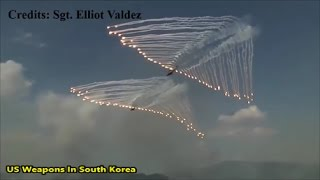 US Weapons In South Korea Against North Korea.