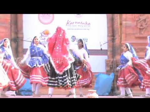Discover Haryana : Haryanvi Folk Dance By College Girls