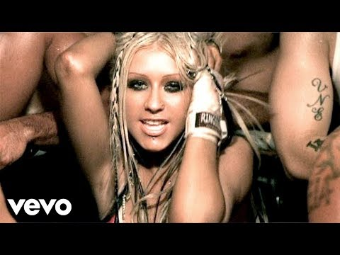 Xxx Mp4 Christina Aguilera Dirrty Official Music Video Ft Redman 3gp Sex