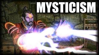 Skyrim - Where did Mysticism go? - Elder Scrolls Lore