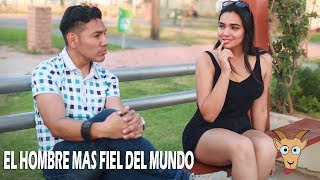 EL HOMBRE MAS FIEL DEL MUNDO - MUJER ACOSADORA SKETCH