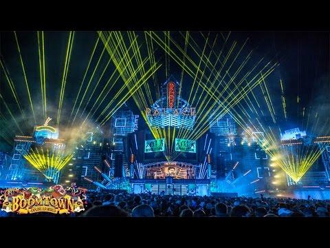 BOOMTOWN FESTIVAL 2016
