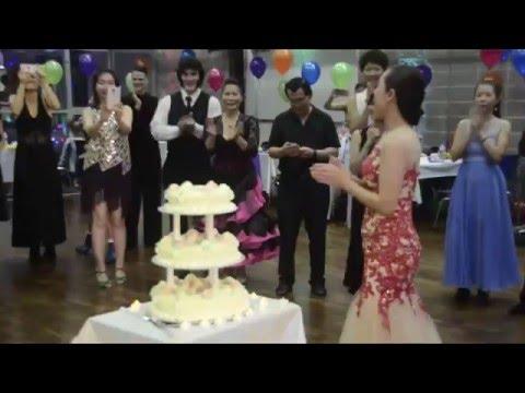 Annie's Birthday Party 11 Feb 16